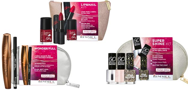 Rimmel London Christmas 2015 Limited Edition