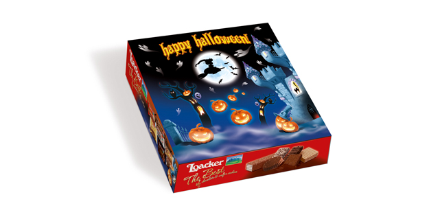 The Best Of Loacker Halloween Limited Edition