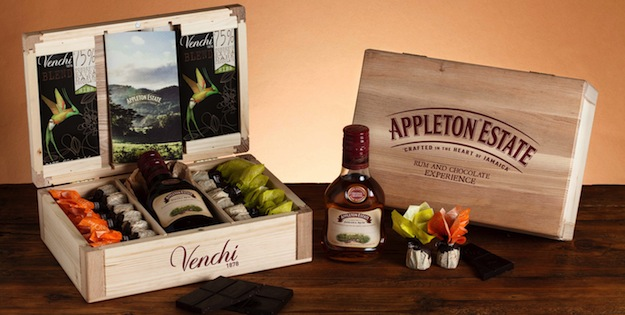 Cofanetto Appleton Venchi