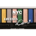 Palette occhi NYC City Vibes by Demi Lovato