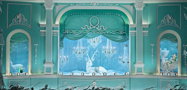 Tiffany co vetrina natale 2015 ny milady magazine for New window company