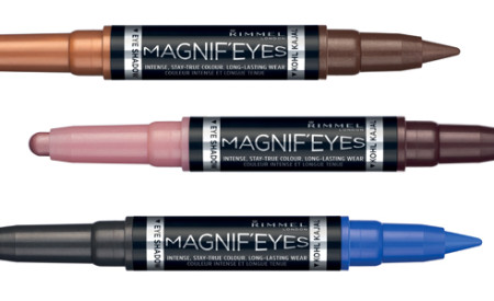 Rimmel London presenta New Magnif'Eyes Duo Ombretto e Kajal Eyeliner