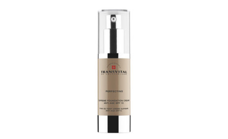 Fondotinta Transvital: Perfecting Supreme Foundation Cream