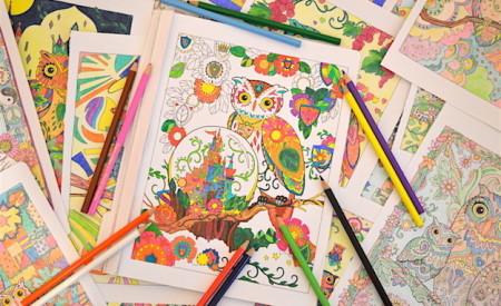 Art Therapy: tutti i benefici del colorare