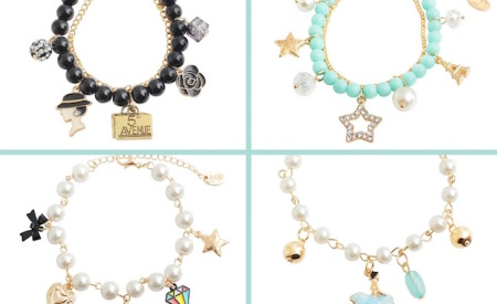 Jewellery collection Didofà: i braccialetti low cost
