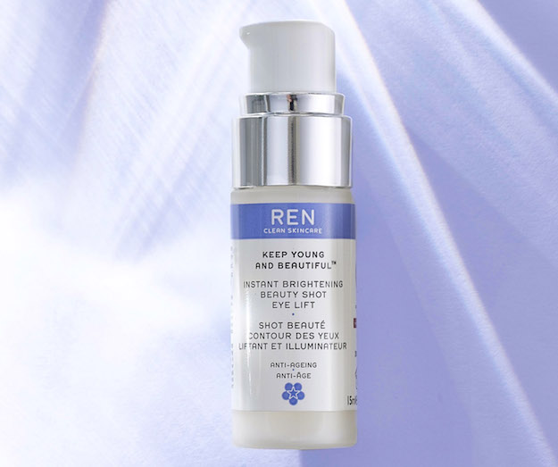 Contorno occhi - REN - Instant Brightening Beauty Shot Eye Lift