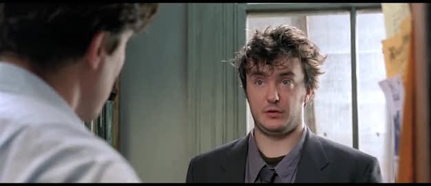 Dylan Moran in Notting Hill