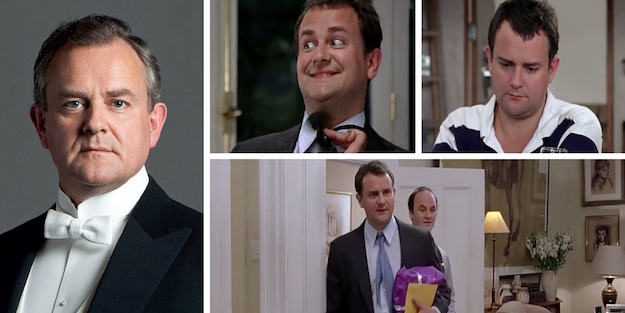 Hugh Bonneville in Notting Hill