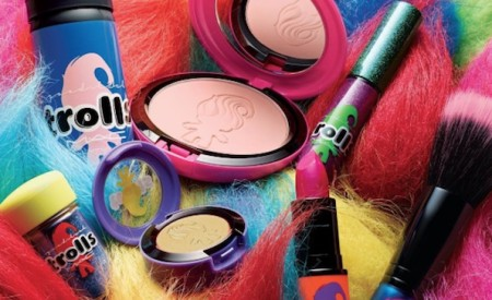 MAC Cosmetics: la collezione Good Luck Trolls da agosto 2016