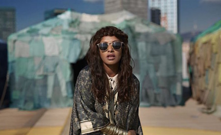 World Recycle Week 2016: la campagna di H&M con M.I.A.