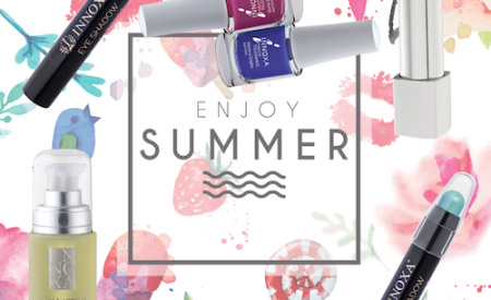 Innoxa Make-Up: la Capsule Summer 2016