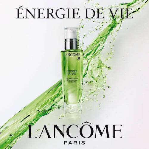 Lancome Energie de Vie - The Smoothing and Glow Boosting Liquid Care