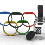 Too Late Led Watch Olimpiadi con pack