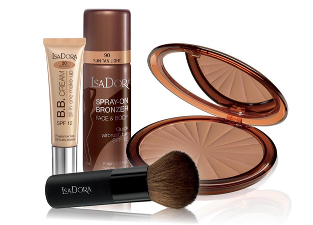 Bronzing Face and Body di IsaDora in Farmacia