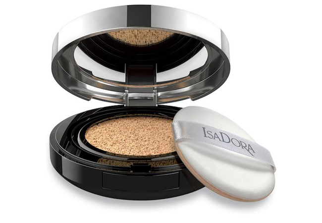Fondotinta IsaDora - Nude Cushion Foundation