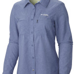 Irico Long Sleeve Shirt - Titanium Collection di Columbia