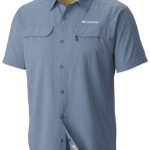 Irico Short Sleeve Shirt - Titanium Collection - Columbia