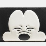 Mickey Accordion Zip Wallet - Disnay x Coach