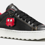 Mickey C101 Sneakers nere - Disney x Coach