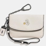 Mickey Envelope Key Pouch - Disney x Coach