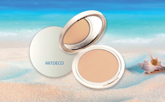 Sun Protection Powder Foundation SPF 50 Wet and Dry