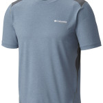 Titan Ice Short Sleeve Shirt Maschile - Titanium Collection by Colulbia