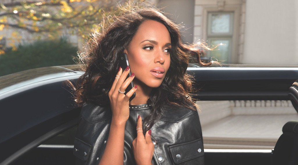 Kerry Washington per OPI - Smalti autunno 2016