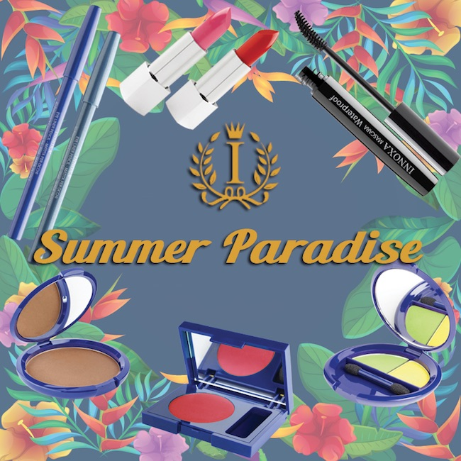 Summer Paradise Innoxa Cosmetics - Collezione Make-up 2016