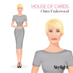 Claire Underwood di House of Cards