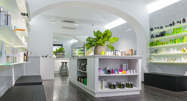 The Beautyaholic's Shop a Roma