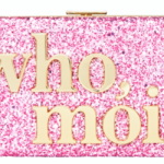 Clutch Kate Spade holiday collection Miss Piggy
