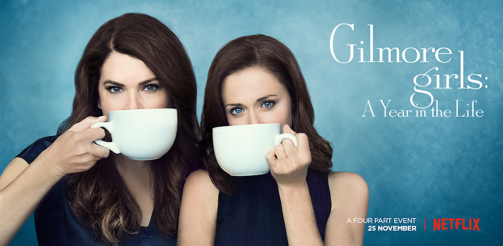 Gilmore Girls 2016 su Netflix A Year in The Life
