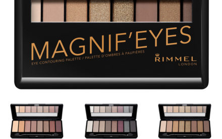Rimmel London: la palette occhi all-in-one Magnif'Eye in 3 varianti