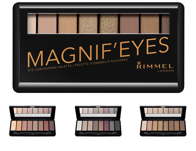 Palette occhi Rimmel London 2016 Magnif Eye Your Eyes