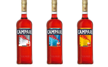 Campari celebra il Negroni con le nuove Art Label Limited Edition 2016