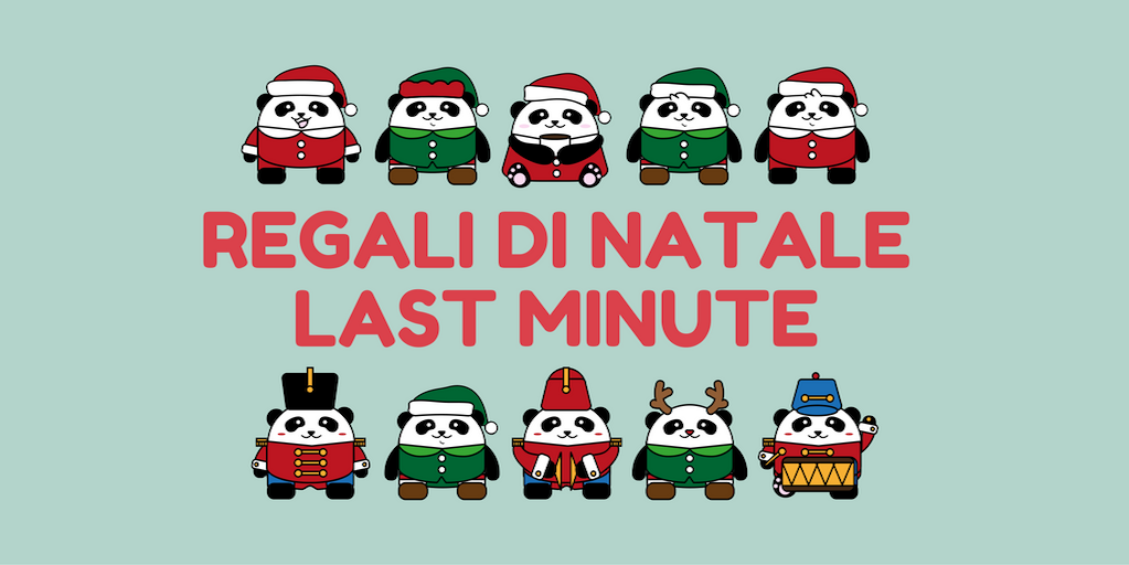 Regali di Natale Last Minute 2016 low cost