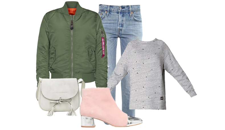 Ankle boots Outfit 1 - Stylight