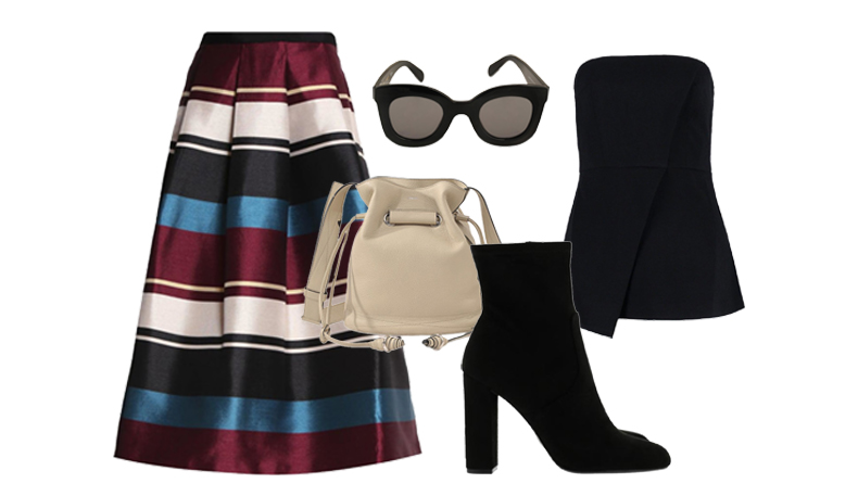 Ankle boots Outfit 3 - Stylight