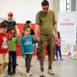 I laboratori per bambini ad Affordable Art Fair