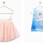 Gonna e t-shirt OVS ispirate al film Ballerina
