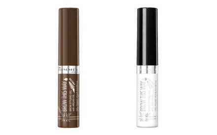 Mascara gel per sopracciglia: la nuova formula di Brow This Way di Rimmel London
