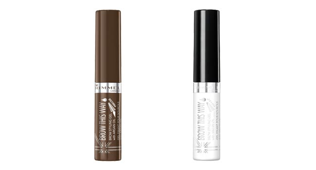 Mascara gel per sopracciglia Brow This Way Rimmel London