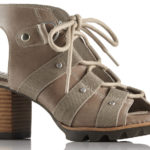 SOREL Addington Sandal colore beige
