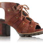 SOREL Addington Sandal colore brown