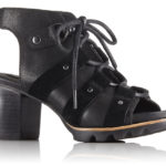 SOREL Addington Sandal colore nero