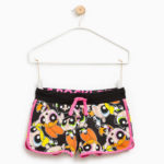 Shorts con coulisse The Powerpuff Girls