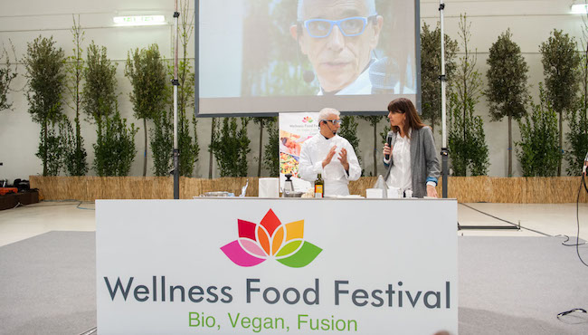 Wellness Food Festival Hobby and Garden 2017 Cesena Fiera