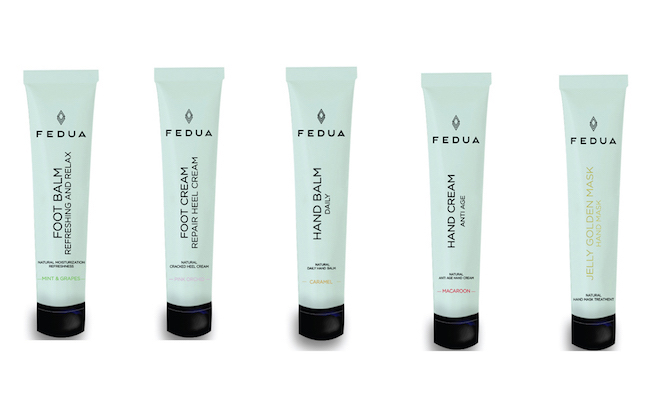 Fedua Hand and Foot Care Collection