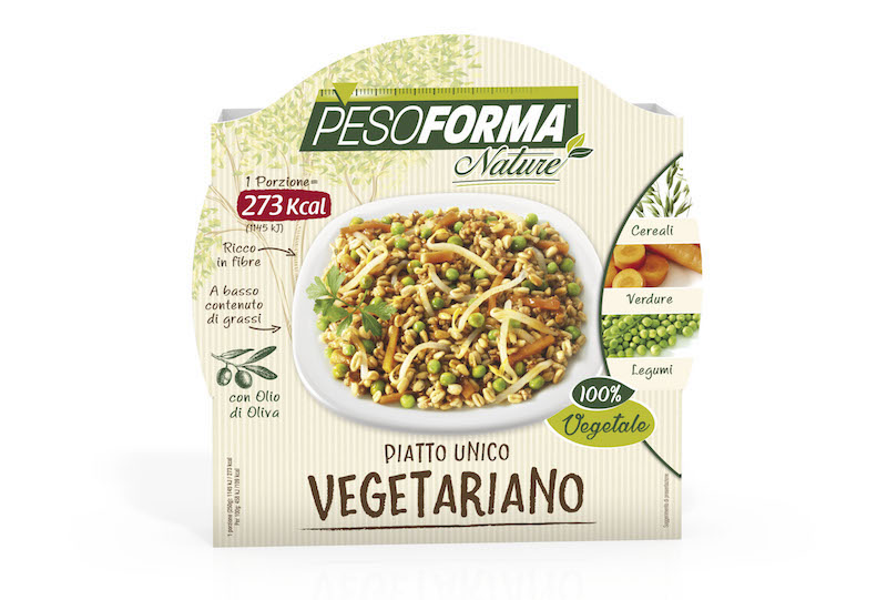 Pesoforma Nature - Piatto Unico Vegetariano
