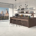 FMG Bar Arabescato Light Gaudi Stone